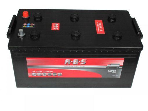 Teherautó akkumulátor ABS 12V 225Ah Bal+ (725800)