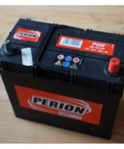 Autó Akkumulátor Perion 12V 45Ah Jobb+ Ázsia (545155)