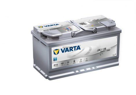 Start Stop Varta Silver Dynamic AGM 12V 95Ah Jobb+(595901)
