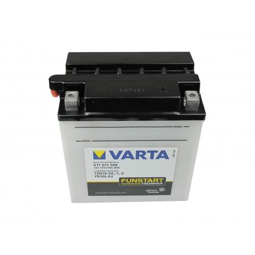 Motor akkumulátor Varta 12V 11Ah 511012 YB10L-A2