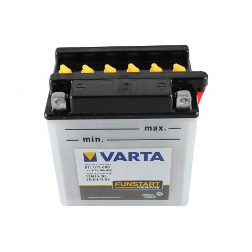 Motor akkumulátor Varta 12V 11Ah 511013 YB10L-B2