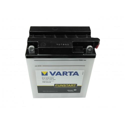 Motor akkumulátor Varta 12V 12Ah 512015 YB12A-B