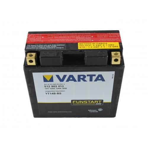 Motor akkumulátor Varta 12V 12Ah 512903 YT14B-BS