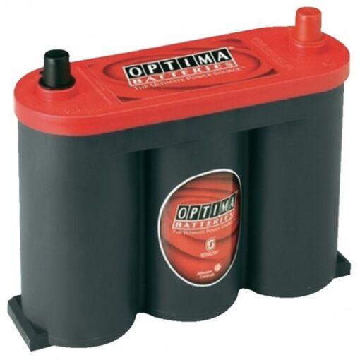Autó akkumulátor Optima Red Top 6V 50Ah  810355