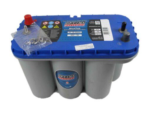 Autó akkumulátor Optima Blue Top 12V 75Ah  852188