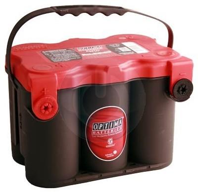 Autó akkumulátor Optima Red Top 12V 50Ah  878209