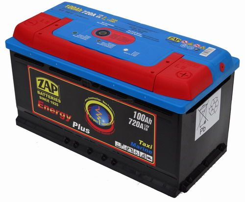 Zap Energy Plus Munka Akkumulátor 12V 100Ah J+